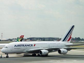 Combien de sièges sont disponibles sur l'A 380 d'Air France